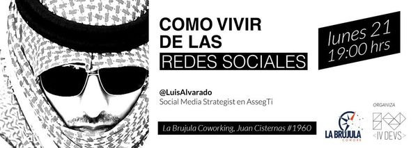 Meetup Redes Sociales