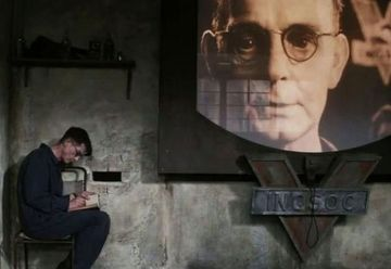 doublethink nineteen eighty four and big brother Nineteen eighty-four  what is the significance of doublethink in the novel 1984  orwell allows winston a moment or two of reverence for big brother or for o.