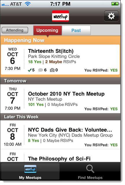 meeting people app yelp