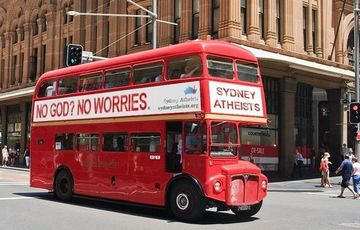 Sydney Atheist Bus