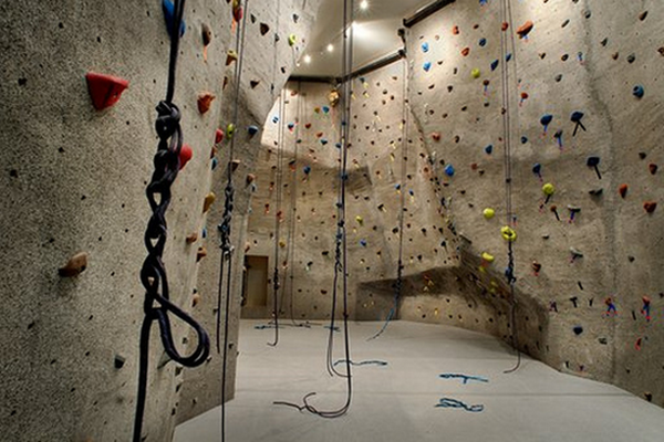 Free Rock Climbing at LifeTime Fitness Sugar Land - Nature ...