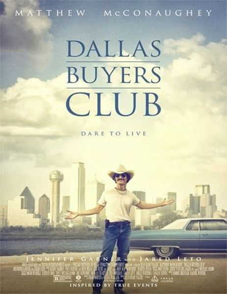 Dallas buyers club gateway for Victoria gardens amc movie times