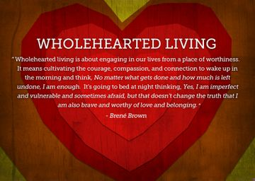 Genial Denver Daring: The Art Of Living Wholeheartedly Pages