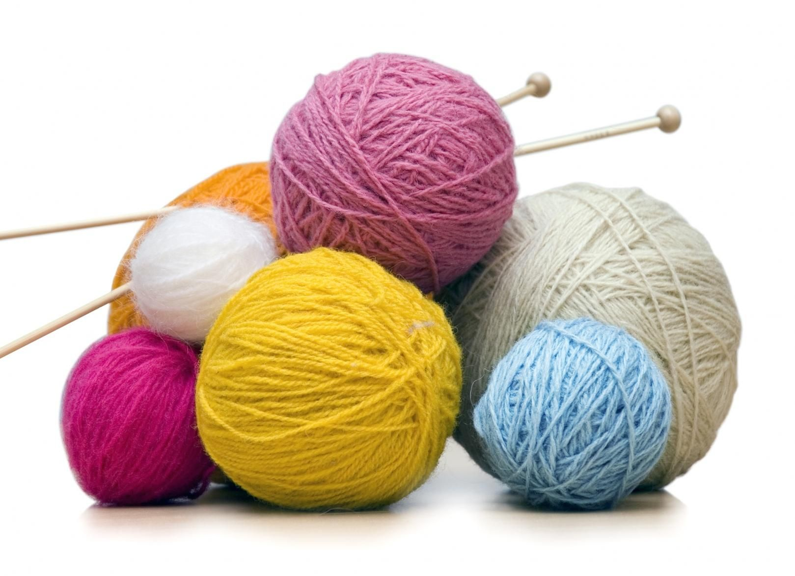 Закупка ниток для вязания