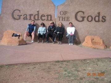 Garden Of The Gods Hike Colorado Springs Co