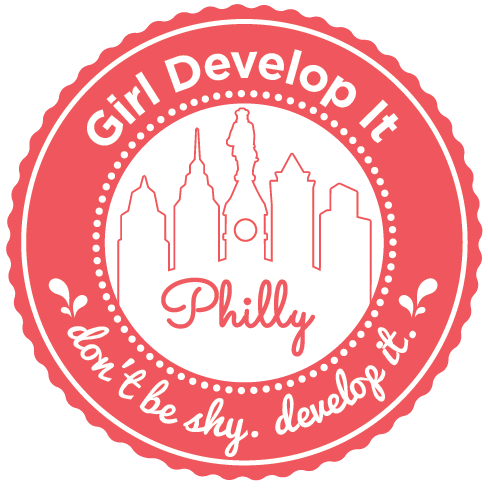 girl develop it philly meetup