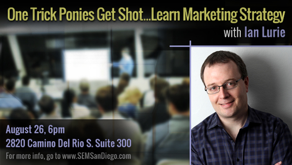 Ian lurie of portent on marketing strategy sem san diego for Portent en espanol