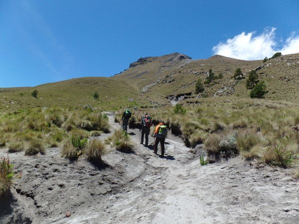 Ascenso al Volcán La Malinche, Tlaxcala /Climb Volcan La Malinche, Tlaxcala