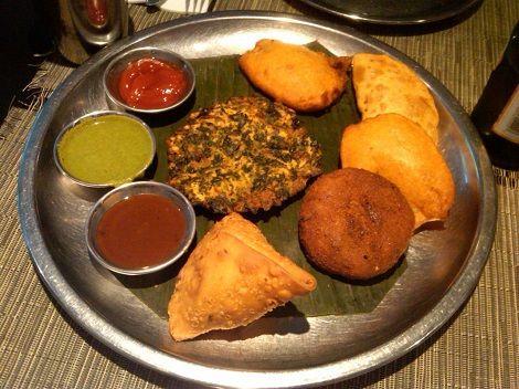 Vegetarian Vegan Dinner At Pongal Indian Restaurant The New York City Veget