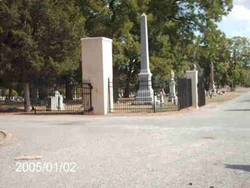 Pecan Grove Cemetery Ross Cemetery A Haunting We Will Go