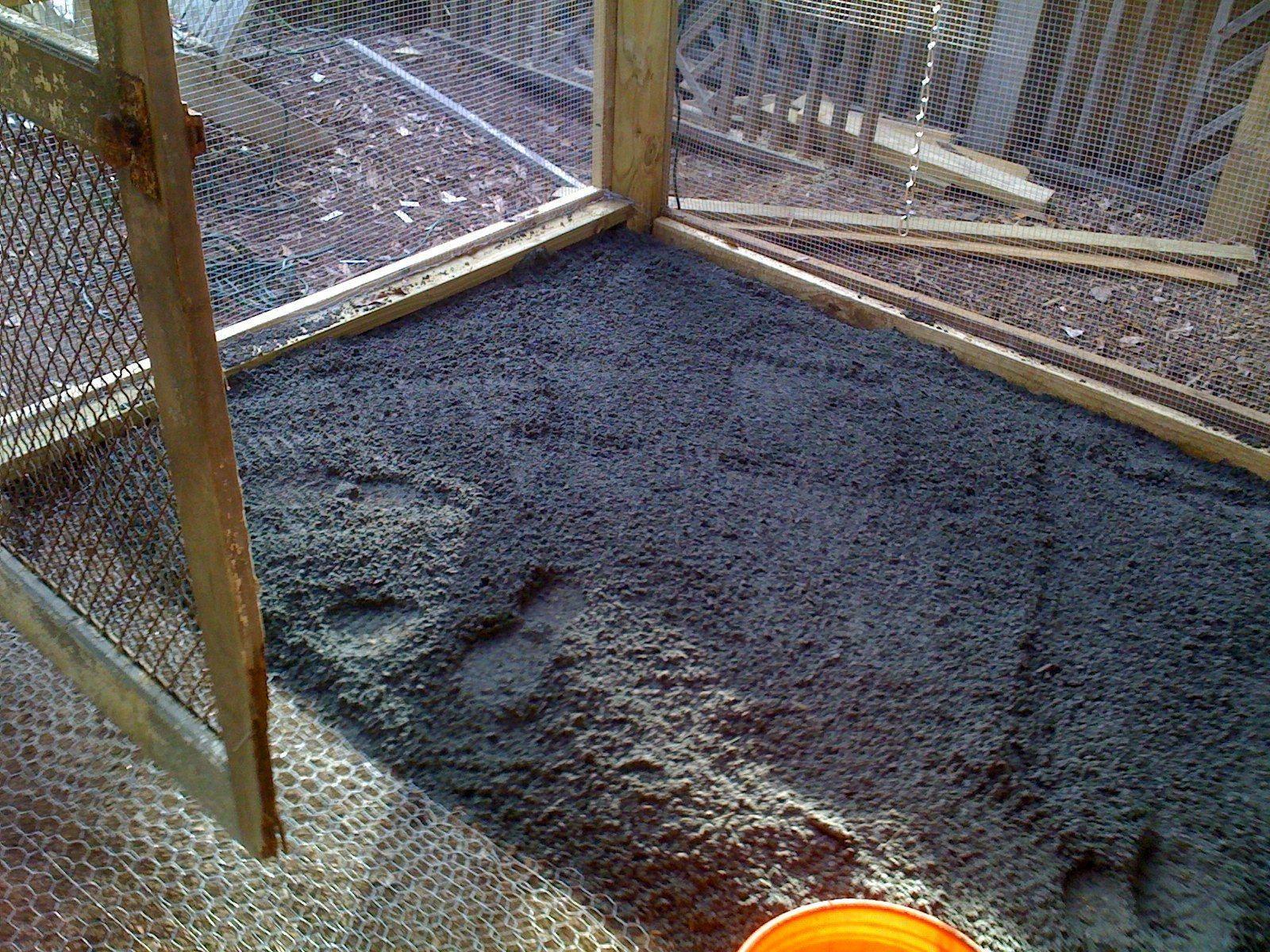 best flooring for run the atlanta backyard poultry meetup group