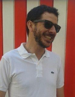 Portrait of Javier Garcia
