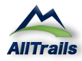 Free AllTrails app for iPhone