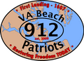 912 First Landing Patriots